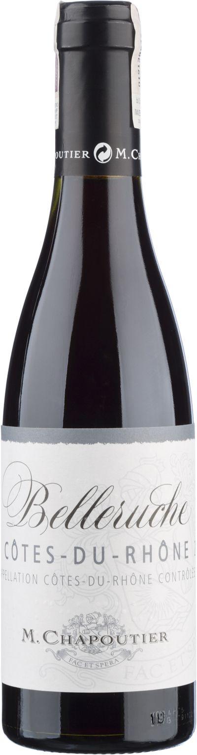 Côtes-du-Rhône Belleruche rouge  (0,375l)