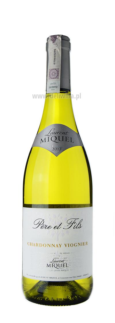 Chardonnay Viognier Père et Fils