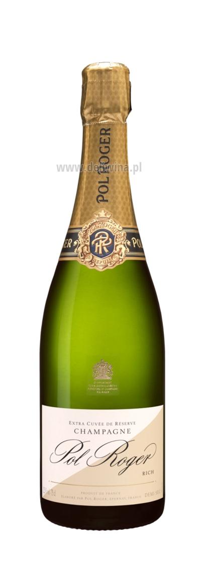 Champagne Pol Roger Rich Demi sec