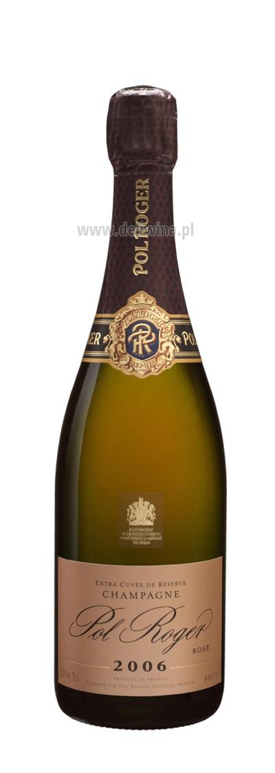 Champagne Pol Roger Rosé