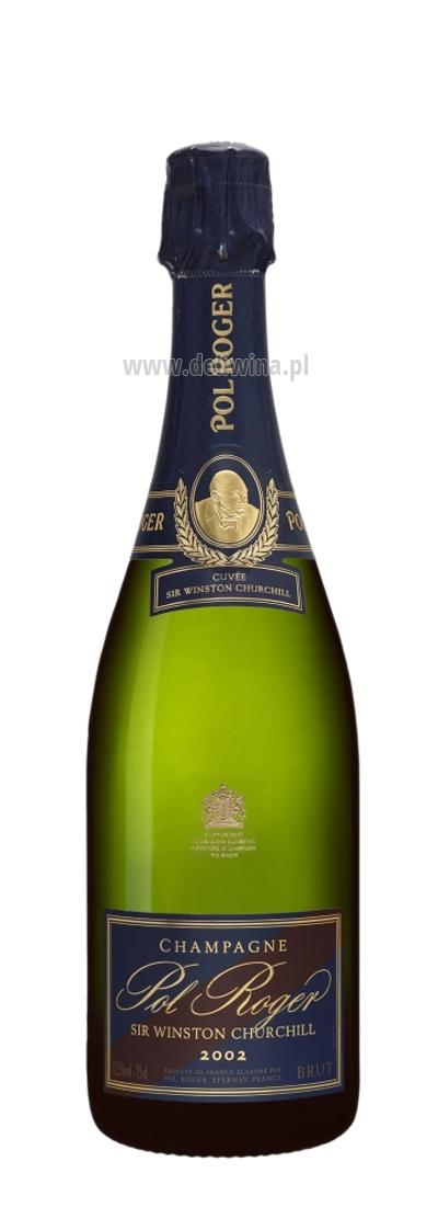 Champagne Pol Roger Cuvee Sir Winston Churchill 2004