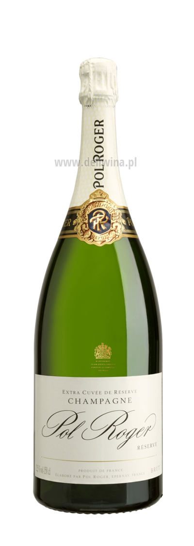 Champagne Pol Roger Brut Réserve (Magnum 1,5l)